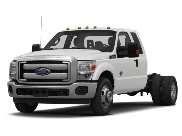 2015 Ford F-350 Chassis Truck Super Cab