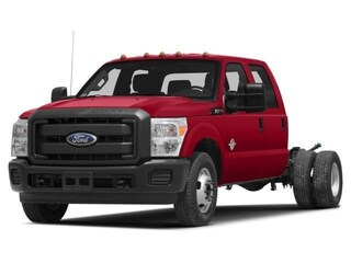 Used 2015 Ford F-350 Chassis XL Truck Crew Cab For sale near you in Omaha, NE