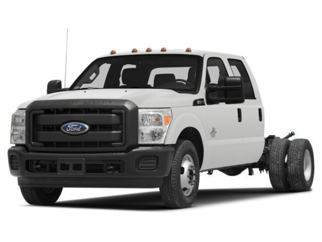 2015 Ford F-350 Chassis Cab XL Chassis Truck