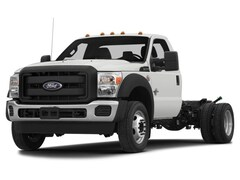2015 Ford F-450 Chassis Chassis Truck