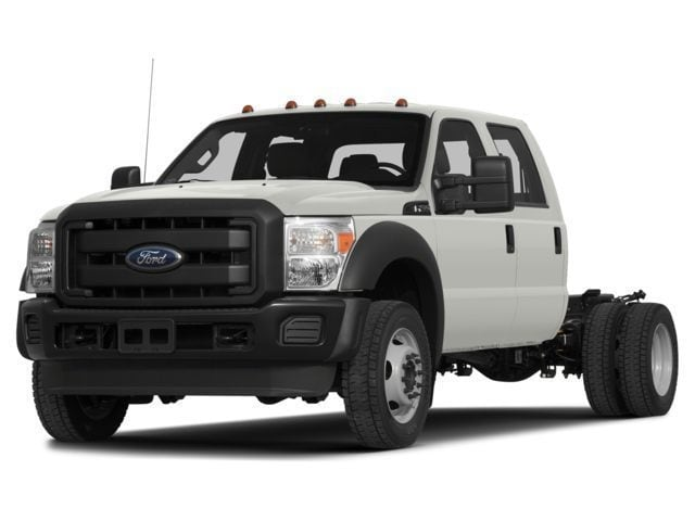 2015 Ford F-450 Truck Crew Cab