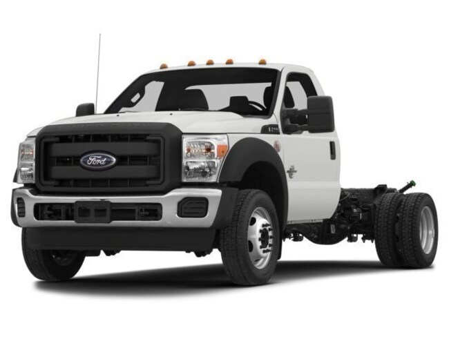 Used 2015 Ford F-550 XL Regular Cab Kansas City, MO