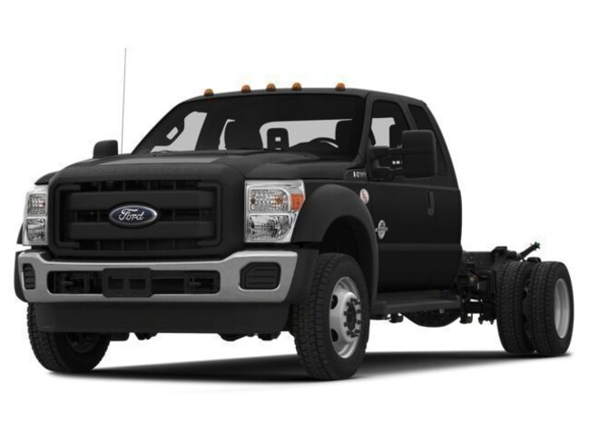 Used 2015 Ford F-550 XL *Under Deposit* Cab/Chassis Glastonbury, Connecticut