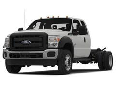 2015 Ford F-550 Chassis Truck Super Cab