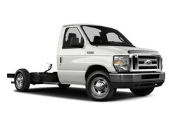 2015 Ford E-350SD Base Cab/Chassis