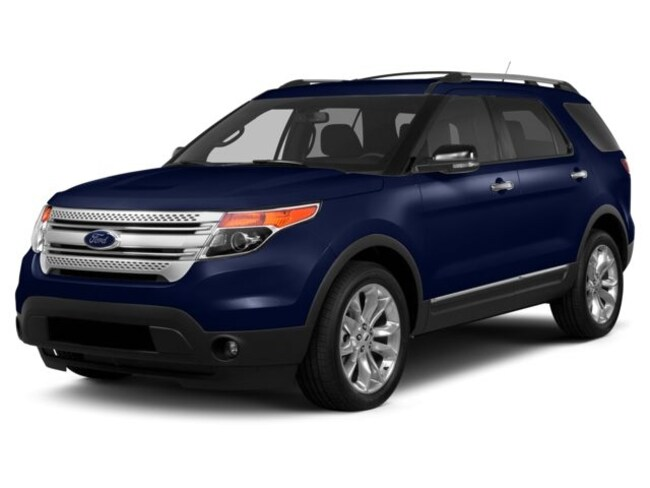 Used 2015 Ford Explorer Base SUV in El Paso, TX