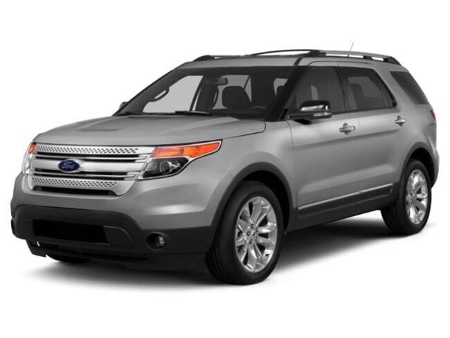 2015 Ford Explorer Base Base  SUV