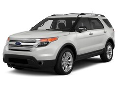 2015 Ford Explorer Base SUV