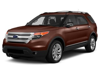 Used 2015 Ford Explorer XLT SUV for sale in Madison, WI