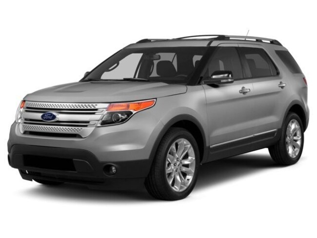 Used 2015 Ford Explorer XLT SUV in El Paso, TX