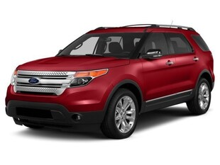 2015 Ford Explorer Base SUV 1FM5K8B83FGA37752