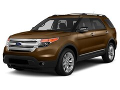 2015 Ford Explorer XLT SUV 1FM5K8D86FGB05751
