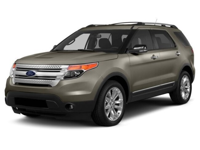 2015 Ford Explorer XLT SUV for sale near Elyria, OH at Mike Bass Ford