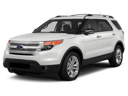 2015 Ford Explorer XLT SUV 1FM5K8D88FGC41301