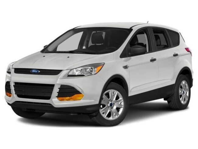 Used 2015 Ford Escape SE SUV for Sale in Wheatland, WY