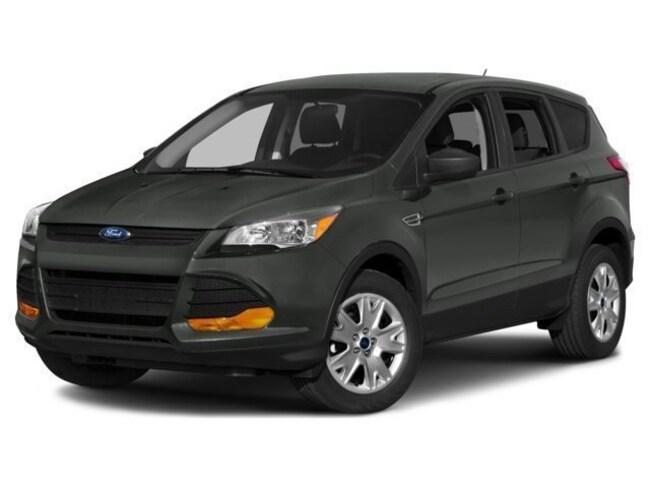 2015 Ford Escape Titanium 4WD  Titanium