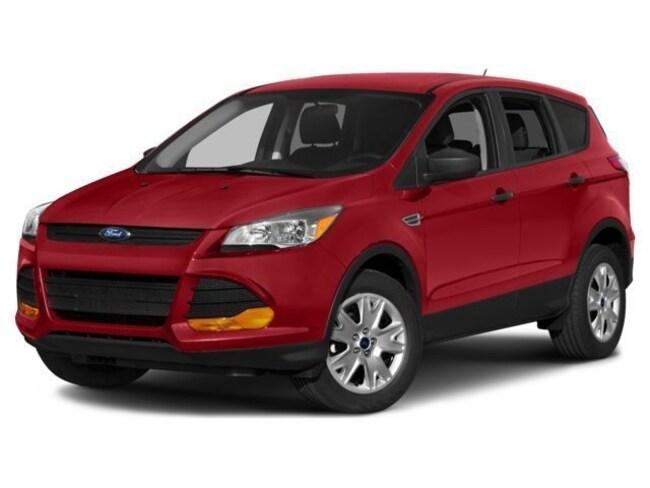 2015 Ford Escape Titanium 4WD SUV 4WD  Titanium