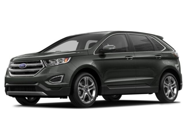 2015 Ford Edge SE SUV for sale near Elyria, OH at Mike Bass Ford