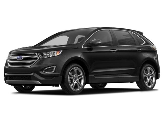 2015 Ford Edge SE Front-Wheel Drive with Limited-Slip Differential 4