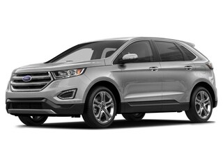 Certified Pre-Owned 2015 Ford Edge SE SUV Fresno, CA