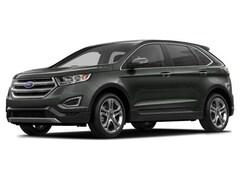 Low mileage 2015 Ford Edge Titanium SUV for sale near Tucson, AZ