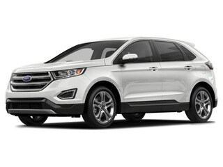 Used 2015 Ford Edge Titanium SUV 2FMPK3K9XFBB84419 For Sale in Myrtle Beach SC
