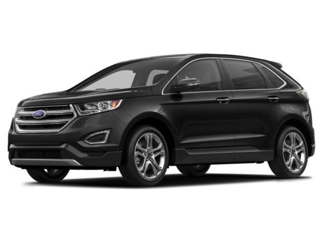 Used 2015 Ford Edge Titanium 4dr  FWD SUV for sale in Charlotte, NC