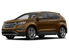 Used 2015 Ford Edge SEL SUV near Manchester, NH