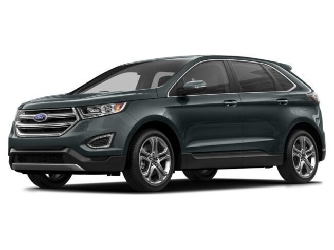 Used 2015 Ford Edge SEL SUV in New Bedford, MA