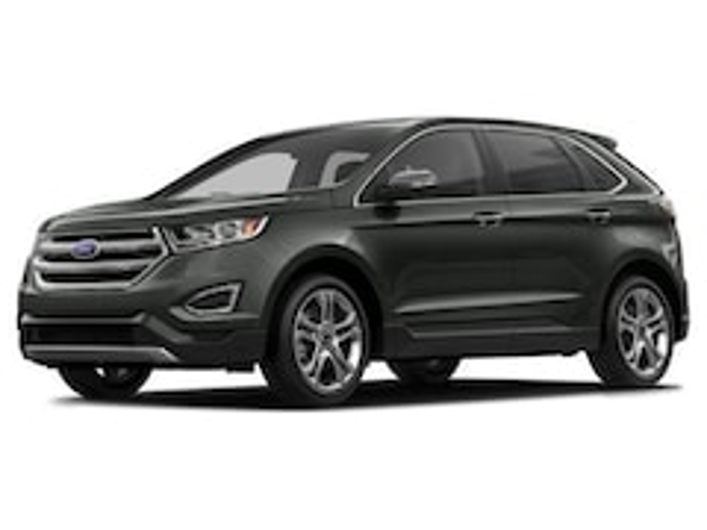 Ford Edge Sel Sport Utility In Franklin Ma