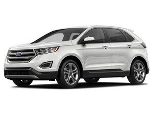 2015 Ford Edge SEL AWD V6 6 Speed Automatic