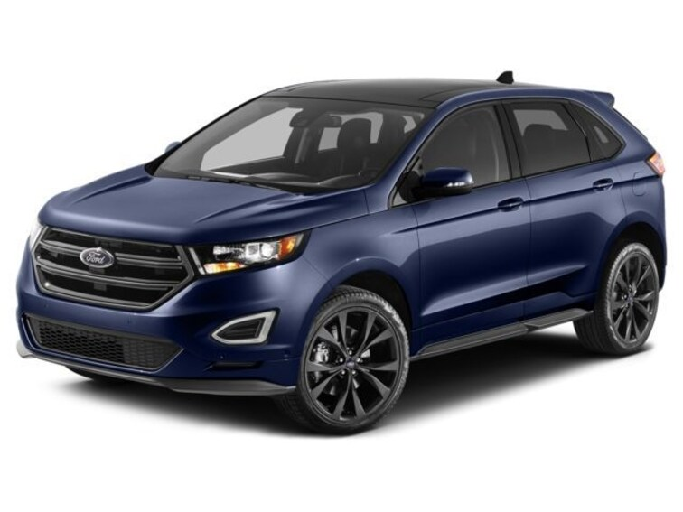 Used 2015 Ford Edge Sport SUV in Marquette