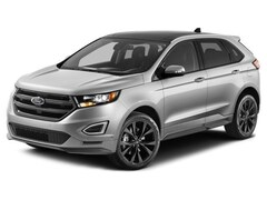 Used 2015 Ford Edge Sport Ford  SUV All-Wheel Drive with Locking and L for sale in Bryan, OH