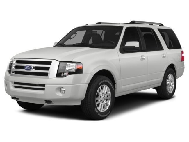 Certified Pre-owned 2015 Ford Expedition Platinum SUV for sale in La Porte, IN