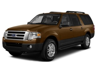 2015 Ford Expedition EL King Ranch SUV