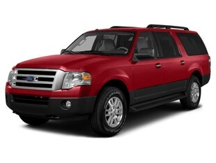 2015 Ford Expedition EL 4WD 4dr Limited Sport Utility