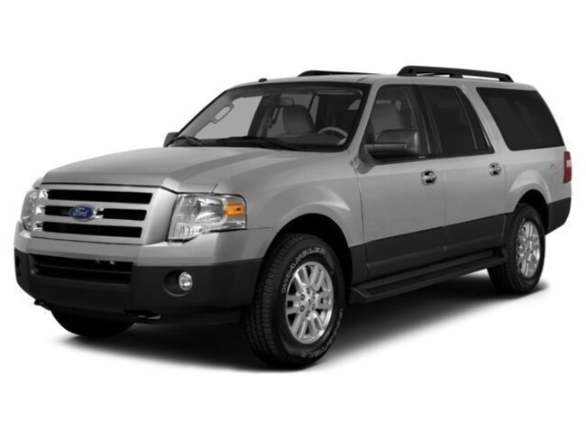 Used 2015 Ford Expedition EL Limited SUV near Kennewick WA