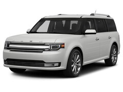 2015 Ford Flex Limited AWD 7 Passenger with Navigation, Heated Le Limited AWD