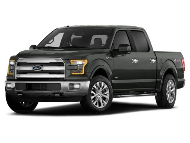 2015 Ford F-150 Truck SuperCrew Cab for sale in Sanford, NC at US 1 Chrysler Dodge Jeep