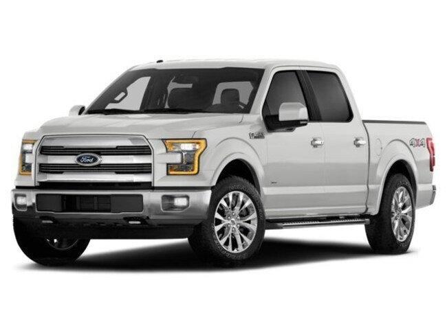 Used 2015 Ford F-150 4WD SuperCrew 145 XLT Truck near Manchester, NH