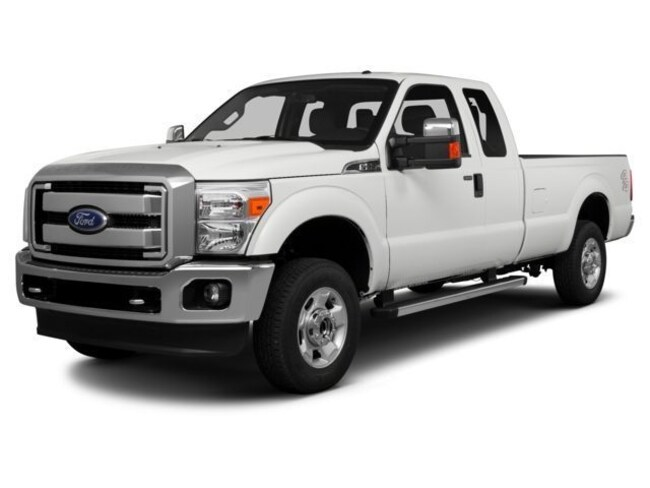 2015 Ford F-250 Extended Cab Truck V-8 cyl
