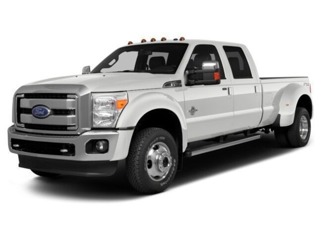 2015 Ford F-450 King Ranch Truck Crew Cab