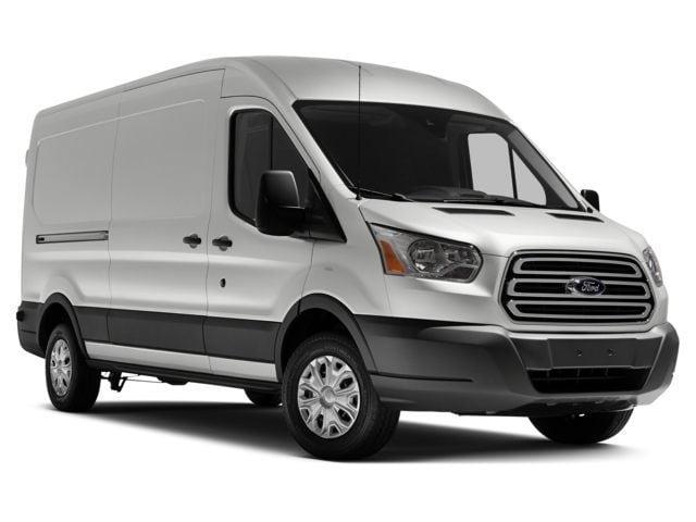 2015 Ford Transit Cargo Van 150 LR T-150 148 Low Rf 8600 GVWR Swing-Out RH Dr