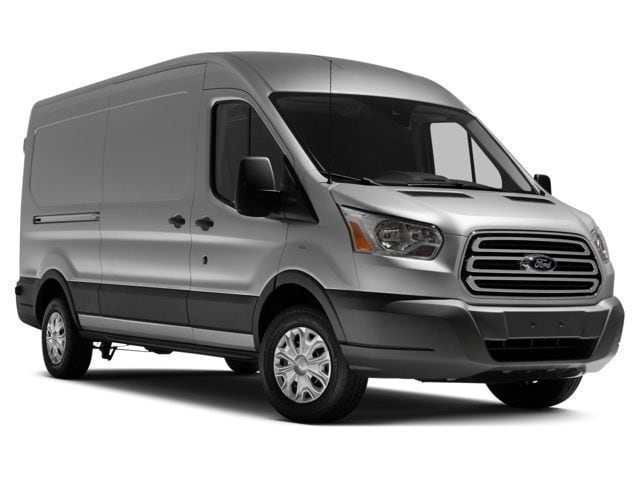2015 Ford Transit Cargo 350 350  LWB High Roof Extended Cargo Van w/Sliding Pa