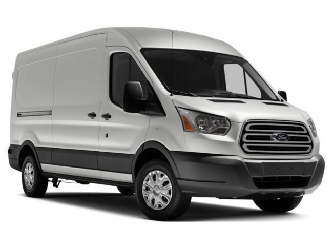 2015 Ford Transit-350 Base Van High Roof Extended-Length Cargo Van