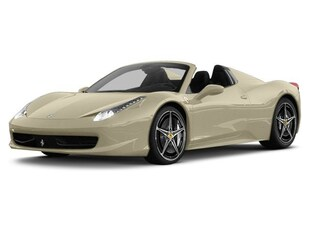 2015 Ferrari 458 Spider Base Convertible