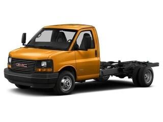 2015 GMC Savana 3500 Work Van Cab/Chassis