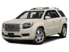 Used 2015 GMC Acadia Denali SUV for sale near Greensboro