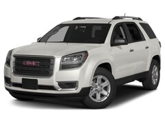 Used 2015 GMC Acadia SLT-2 SUV in Webster, MA