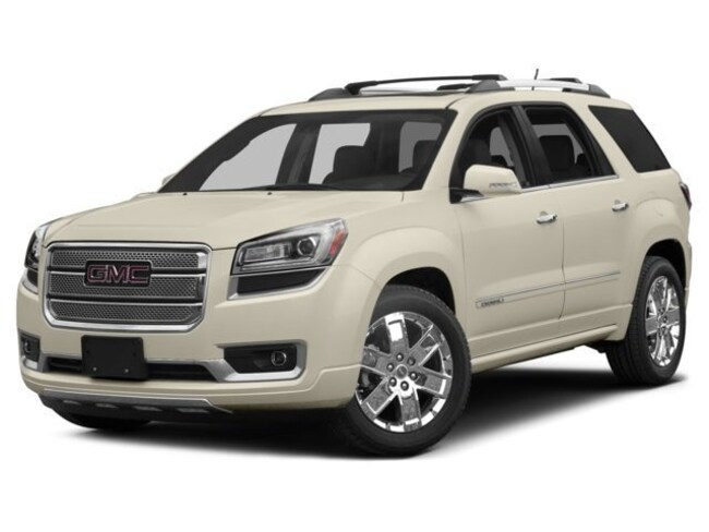 2015 GMC Acadia Denali SUV for sale in Springfield, Va